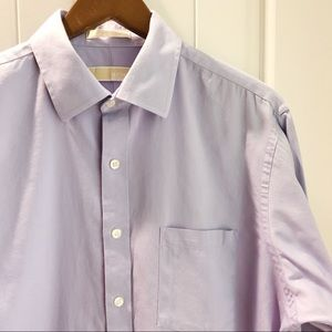 Michael Kors Lavender Dress Shirt